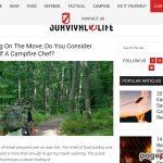 Hoffman Richter Tactical Pen — Survival Life