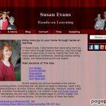 Susan C. Evans | Hands-on Learning