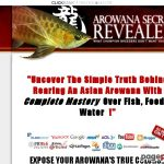 Arowana Fish *SECRETS* Revealed | Learn Insider Arowana Care Tips