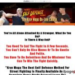 Krav Maga On-Line Course is the Best Self Defense Method