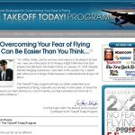 Fear of Flying Phobia   Takeoff Today! Get Your FREE Fear of Flying Report and Overcome Your Flying Anxiety