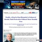 Enhanced Identity Theft Protection Without The Monthly Fees – ID Theft Deterrent