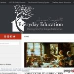 Everyday Education- Literature, Home School Teens, Writing, Etc.