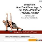 Progressive Yoga – Designed for the Tension of Fitness