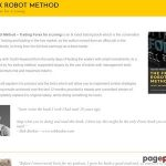 Clickbank Offer – The FX Robot Method