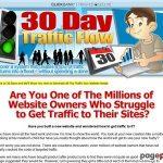 30 Day Traffic Flow