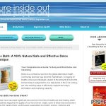 Pure Inside Out  – Detox Bath: Safe and Gentle Everyday Body Detox