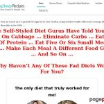 Fat Burning Soup Diet | Fat Burning Soups For Weight Loss