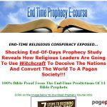End-Time Prophecy Study Course: Home page