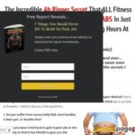 The Incredible Ab Ripper Method