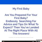 First Baby Guide
