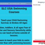 SLC USA Swimming Courses – Swimming Lesson Club USA