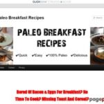 – Paleo Breakfast RecipesPaleo Breakfast Recipes