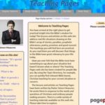 Teaching Pages – Downloadable Teaching Pages study books from the Book Shop