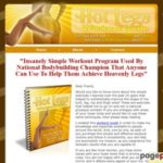 Hot Legs Workout – A Strength Training Program for Females for Shaping a Tight and Trim Lower Body