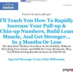 The Pull-up Solution by John Sifferman