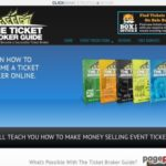 How To Become a Successful Ticket Broker – The Ticket Broker Guide