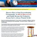 Stop Procrastinating – A 21-Day Program to Break the Habit