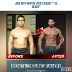"Lean Body Now by Erick Salgado ""The Ab Pro"""