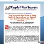 "Ragdoll Cats • ""Must Have Book For Your Ragdoll Cat"""