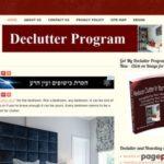 Declutter Program
