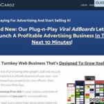 Turnkey Advertising Business | AdCardz.com