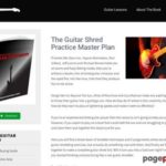 Learn Shred Guitar With GSS.com