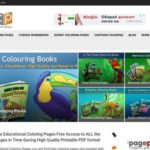 Coloring Books for Kids- Jumbo workbooks