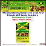 Jamaica Recipes Cookbook Vol-1