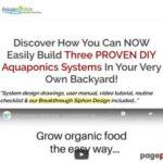 DIY Aquaponics 4 You – Growing Organic Food The Smart Way
