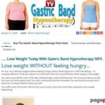 Gastric Band Hypnotherapy | Virtual Lap Band Hypnosis MP3s