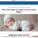 Happy Baby Method Baby and Child Sleep Training