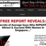 The Ultimate Singapore Girl-Getter Ebook – SeductionSingapore