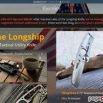 The Longship Tactical Utility Knife