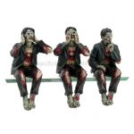 Walking Dead Zombie Shelf Sitter Gift Idea