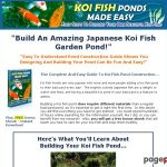 Koi Fish Ponds Made Easy – Backyard Pond Construction