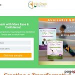 No Prep Yoga Plans- Create An Awesome Yoga Lesson Plan In Minutes!