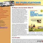RV Publications | RV Buyer's Survival Guide