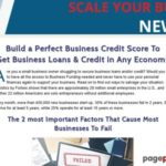 Business Credit W/ No Personal Guarantee, Business Credit Score!