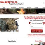 Survive – Survival Ready Blog, Outdoor Survival Gear & Skills, SHTF , Survival Skills, Preppers, Survival Gear, Survival Kits