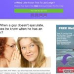 How to Last Longer in Bed with Free Tips to Cure Premature Ejaculation