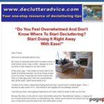 Secrets to Eliminate Clutter