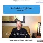 Life Coaching :: Dr. Steve G. Jones