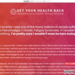 (1)Get Your Health Back – Fibromyalgia And Chronic Fatigue Freedom