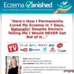 Eczema Vanished – How To Naturally Cure & Permanently Eliminate Eczema