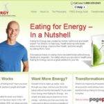 Eating For Energy – The Ultimate Energy Diet
