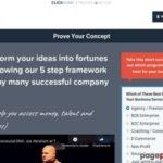 Transform your ideas into fortunes – Prove Your Concept