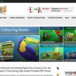 Coloring Books for Kids- Jumbo workbooks