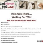 REAL Women REAL Love: Dating Advice for Women by Amy Waterman