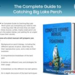 Catching Big Lake Perch